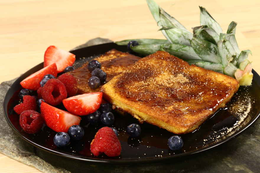 Frenchtoast ( Brunch ) ... klik for at komme tilbage