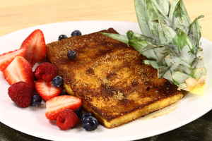 Arme Riddere - French toast, billede 4